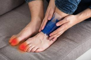 GOUT AND ARTHRITIS RELIEF